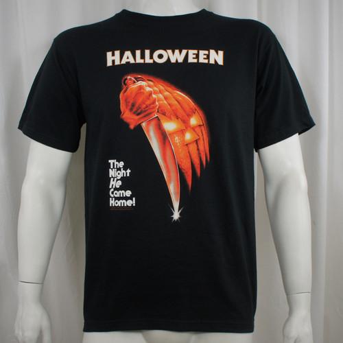 Halloween T-Shirt - The Night he Came Home