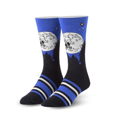 ODD SOX  E.T. Escape  Crew Socks