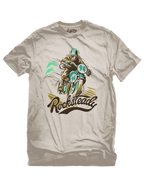 Steady Clothing Rocksteady Solo Racer T-Shirt