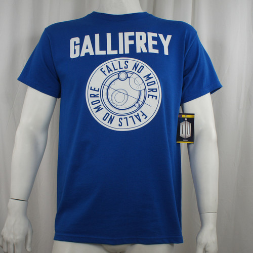 Doctor Who Gallifrey Falls No More T-Shirt