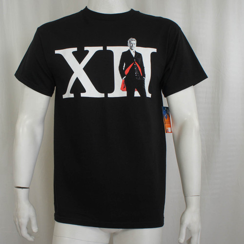 Doctor Who Roman Numeral T-Shirt