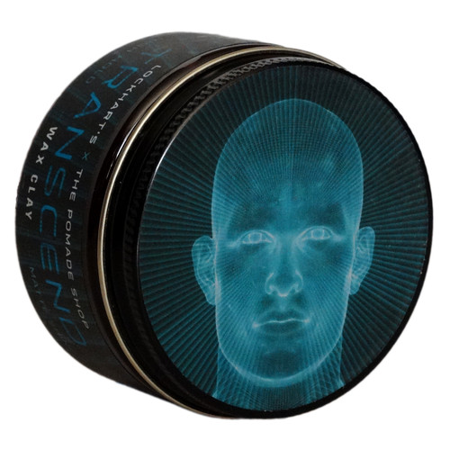 Lockhart's Transcend Wax Clay Hybrid Hold Hair Pomade 4oz