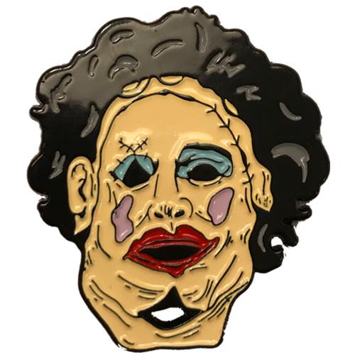 Texas Chainsaw Massacre Pretty Woman Enamel Pin