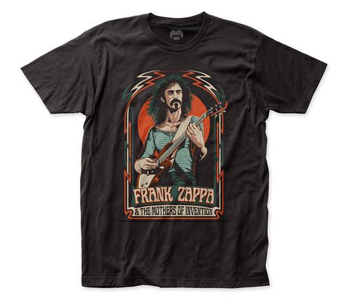 Frank Zappa Illustration T-Shirt