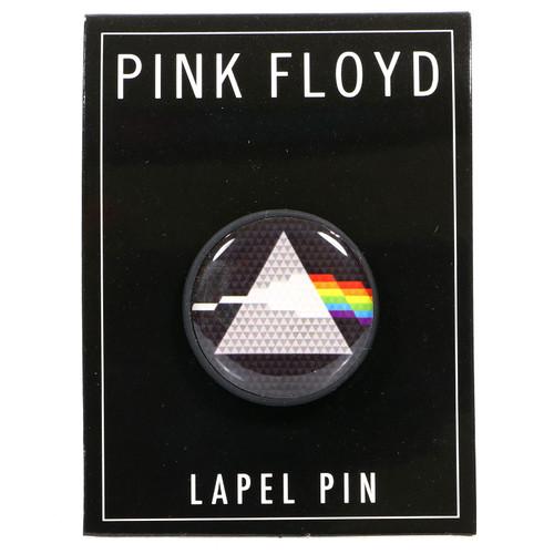 Pink Floyd Circle Logo Lapel Pin