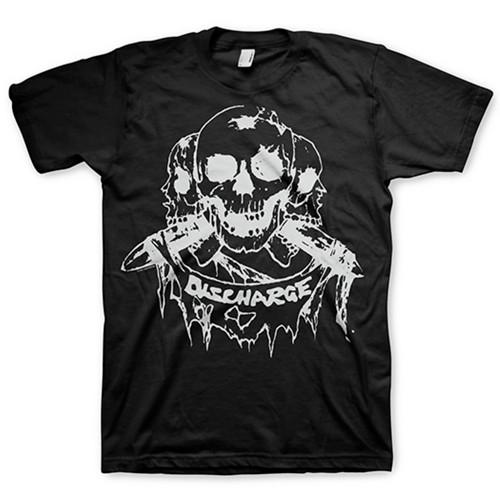 Discharge Born Slim-Fit T-Shirt