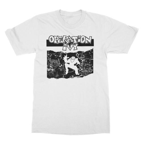 Operation Ivy Energy T-Shirt White