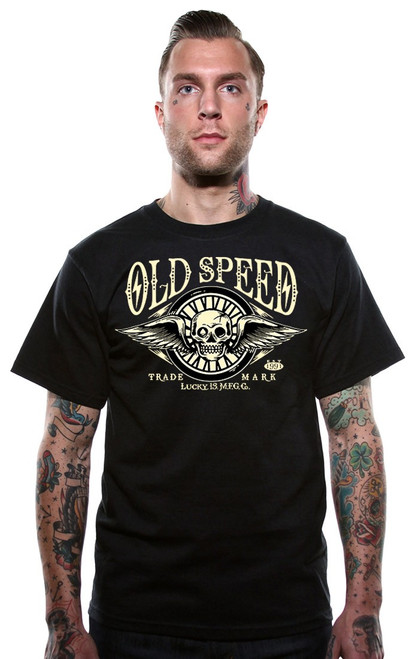 Lucky 13 Men's Octane T-Shirt