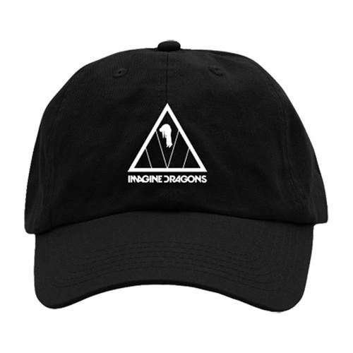 Imagine Dragons Evolve Tour 3 Adjustable Hat Black