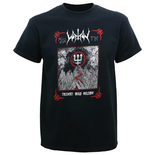 Watain Trident Wolf Eclipse T-Shirt