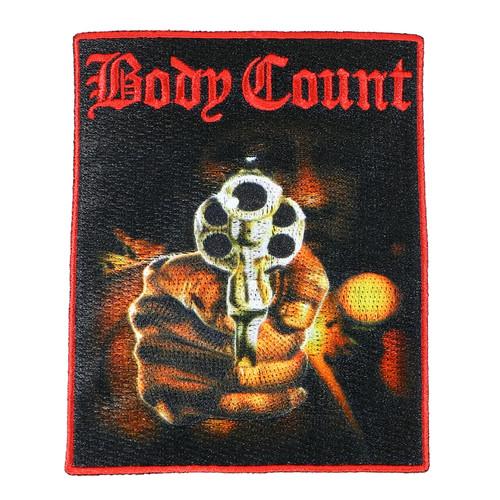Body Count Killer Logo  Patch