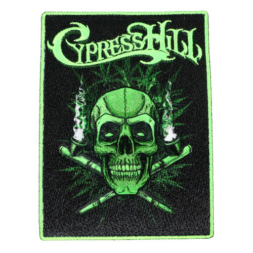 Cypress Hill Pothead Patch