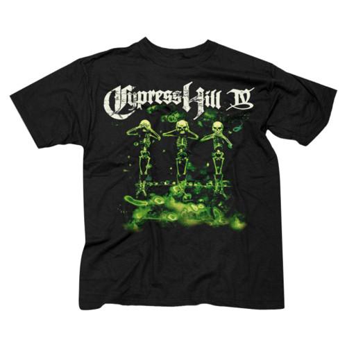 Cypress Hill IV Album Cover T-Shirt