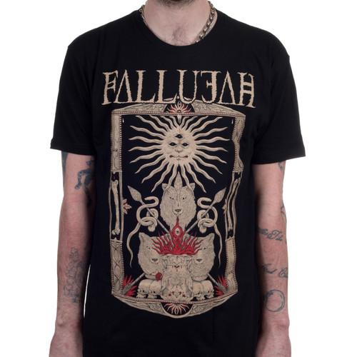 Fallujah Wolves Slim-Fit T-Shirt