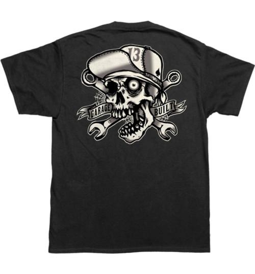 Lucky 13 Men's Skull Bro T-Shirt