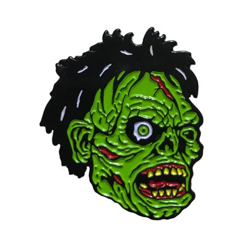 Trick or Treat Studios Shock Monster Enamel Pin