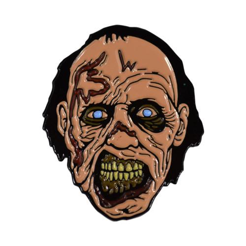 The Walking Dead W Walker Enamel Pin