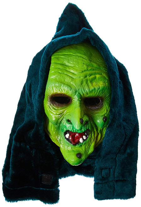 Halloween III Season of The Witch Green Witch Mask