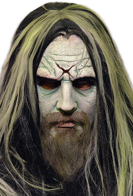 Rob Zombie Hellbilly Halloween Mask
