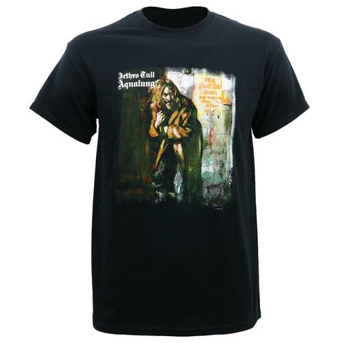 Jethro Tull Aqualung Album Cover Art T-Shirt
