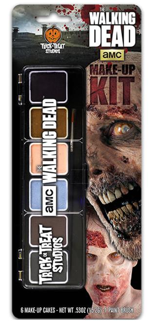 The Walking Dead Walker Halloween Make-Up Kit