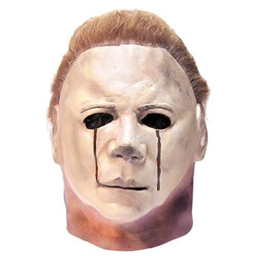 Halloween II Blood Tears Michael Myers Mask