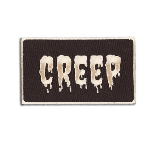 Retro A Go Go Creep Bar Embroidered Patch