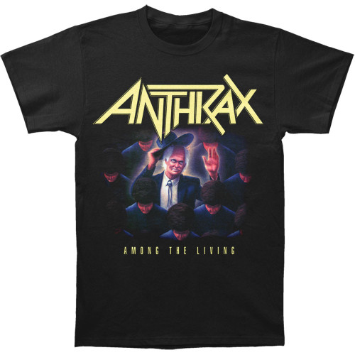 Anthrax Among The Living T-Shirt