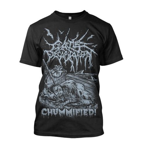 Cattle Decapitation Chummified T-Shirt