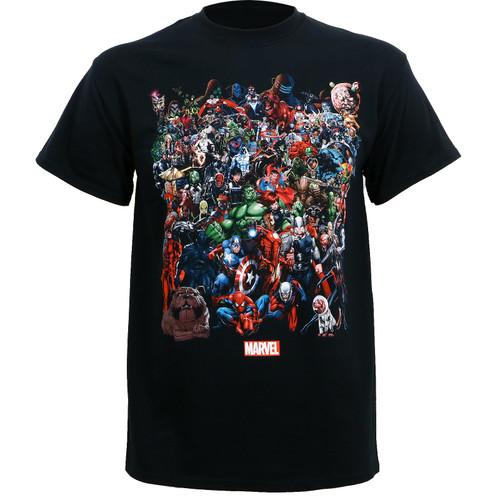 Marvel Comics Marvel Universe T-Shirt
