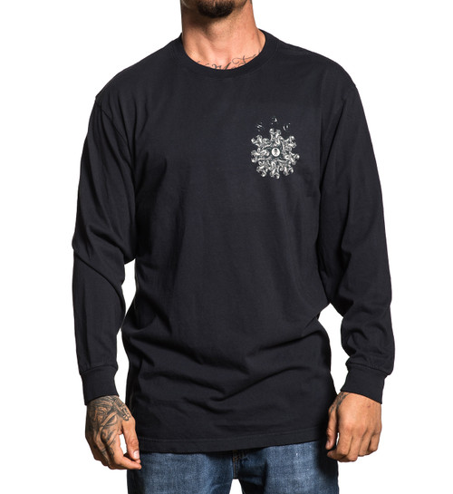 Sullen Hector Fong Long Sleeve Thermal Tee