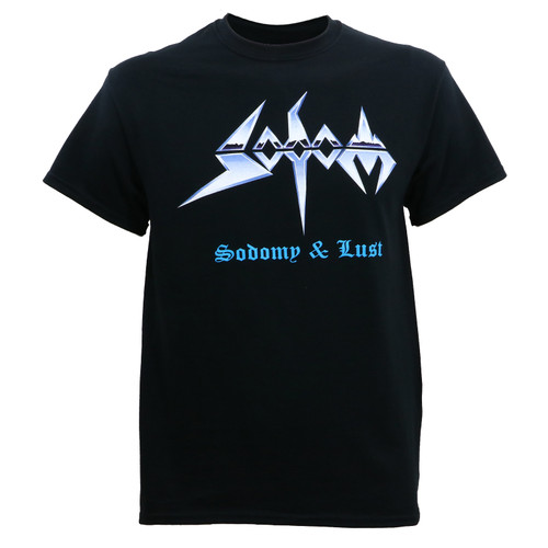 Sodom Sodomy and Lust T-Shirt