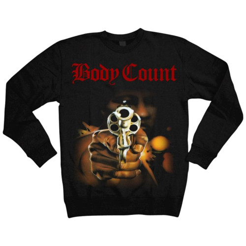 Body Count Killer Crewneck Sweater