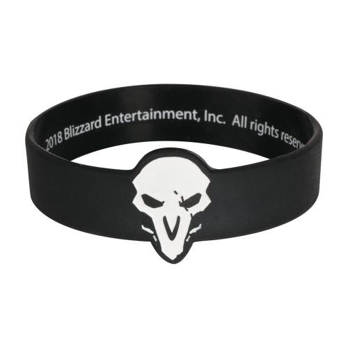 Overwatch Reaper Rubber Bracelet