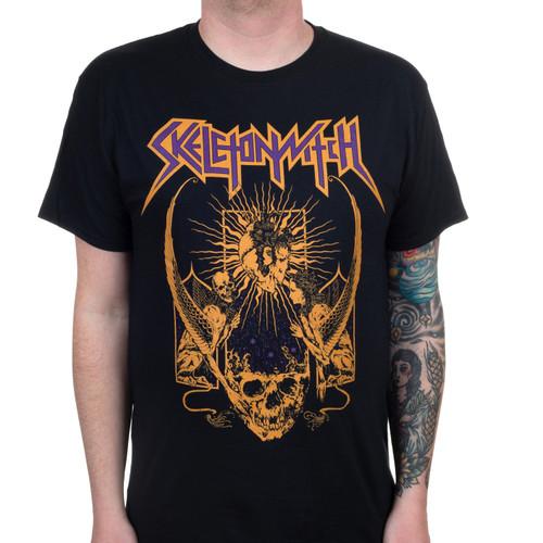 Skeletonwitch Blackened Heart T-Shirt