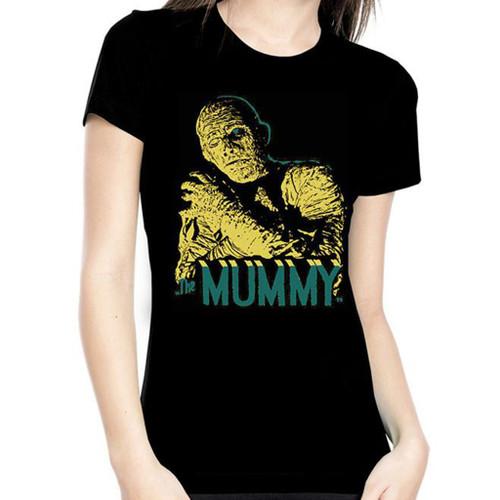 Universal The Mummy Glow in The Dark Juniors T-Shirt