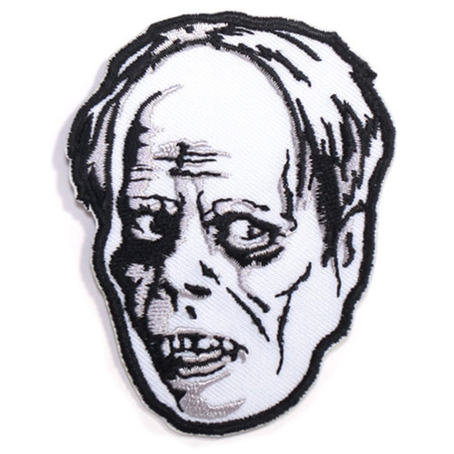 Universal Monsters Phantom of The Opera Head Embroidered Patch