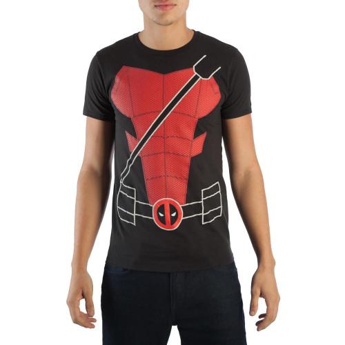 Marvel Deadpool Suit Up CostumeT-Shirt