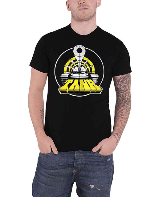Tank Dogs of War Slim-Fit T-Shirt