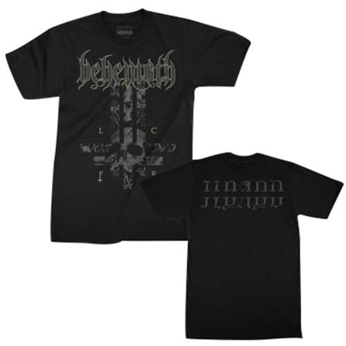 Behemoth LCFR Cross T-Shirt