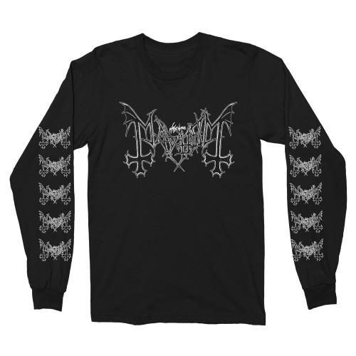 Mayhem Logo Long-Sleeve T-Shirt