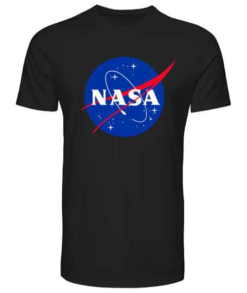 NASA Logo Slim-Fit T-Shirt