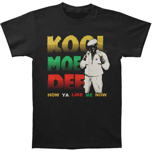 Kool Moe Dee How Ya Like Me Now T-Shirt