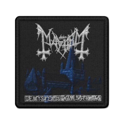 "Mayhem DMDS Embroidered Patch 3.75"" x 3.75"""