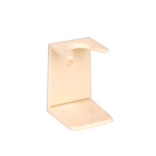Edwin Jagger Imitation Ivory Small Neck Shaving Brush Stand