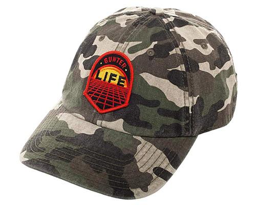 Ready Player One Gunter Life Camo Strapback Hat