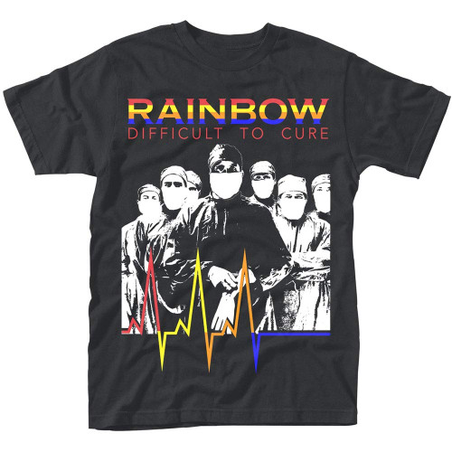 Rainbow Difficult To Cure T-Shirt