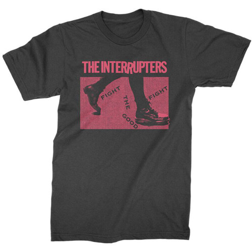 The Interrupters Boot Slim-Fit T-Shirt