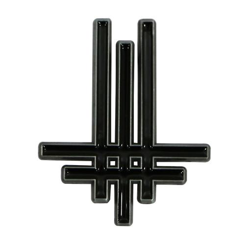 Behemoth Triumveritas Enamel Pin