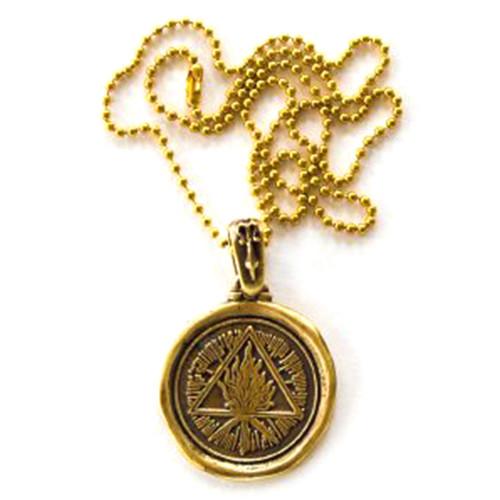 Behemoth Sigil Logo Pendant Necklace